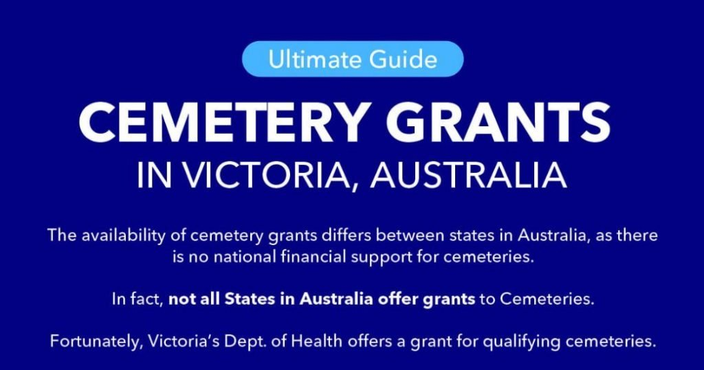 Ultimate Guide to Cemetery Grants in Victoria, Australia 1 | Chronicle