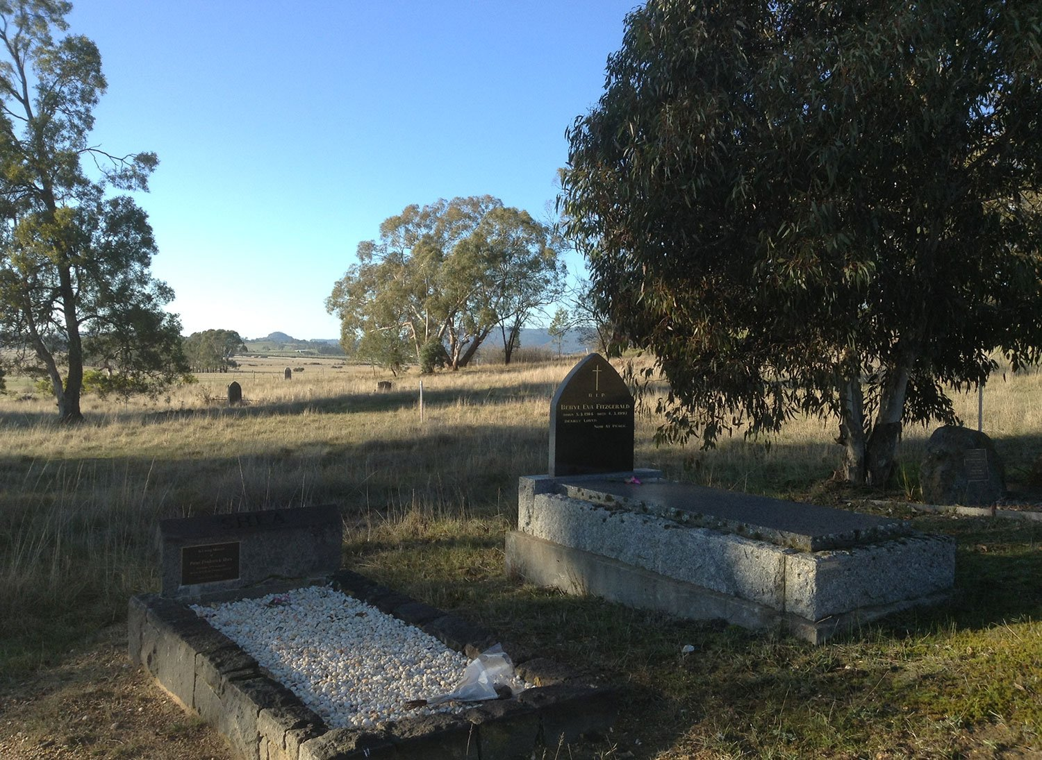 Carlsruhe Cemetery Success: From Records Lost in the Fire | Cemetery Software 3 | Chronicle