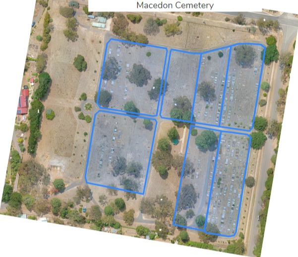 Macedon Cemetery | Cemetery Mapping Software | Chronicle