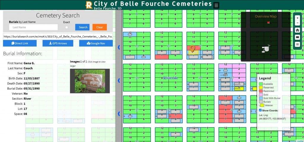 digital cemetery software   comparison   cims   chronicle