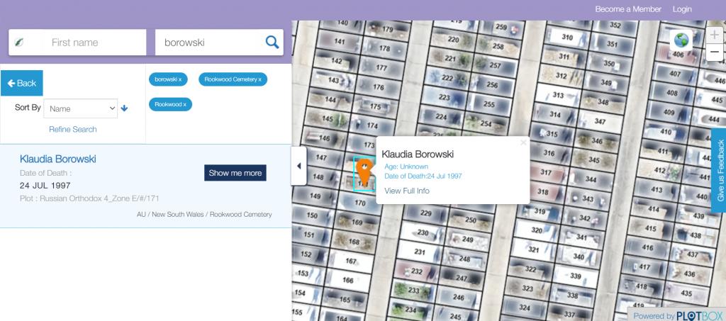 cemetery management software   comparison   plotbox   chronicle