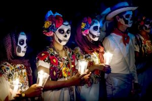 unique funeral traditions | dia de los muertos | cemetery software | chronicle
