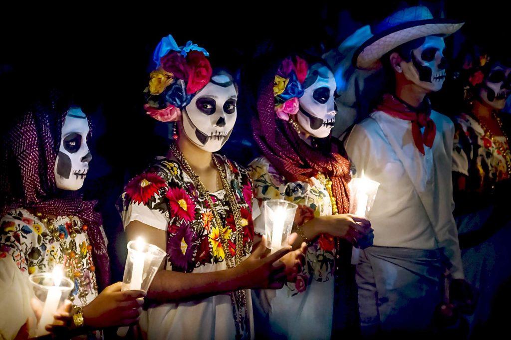 unique funeral traditions | dia de los muertos | cemetery software | chronicle