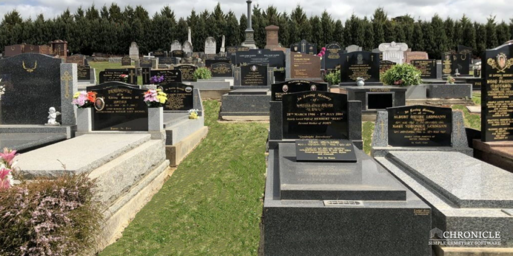 online cemetery mapping software | yan yean cemetery | chronicle