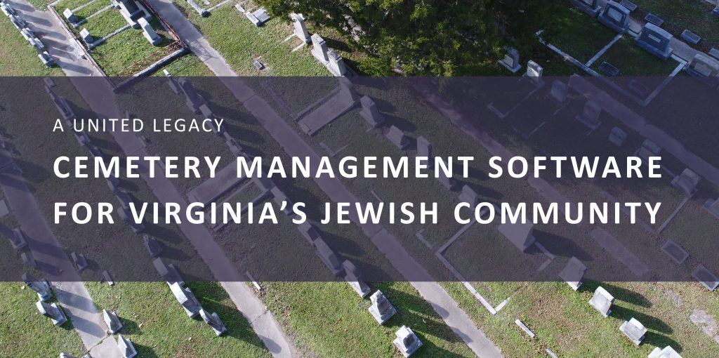jewish cemetery management software | chronicle